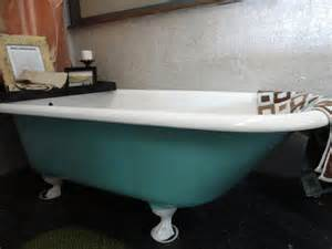 reservedantique vintage cast iron claw foot clawfoot tub