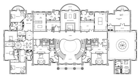 floor plans mansions 56 000 square foot proposed mega mansion in berkshire