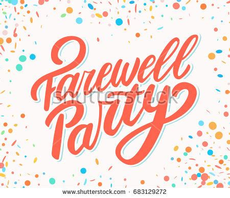 farewell banner template farewell stock images royalty free images vectors
