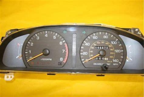 1996 Toyota Camry Dash Lights 1996 Toyota Camry Yellow Indicator Light Comes On
