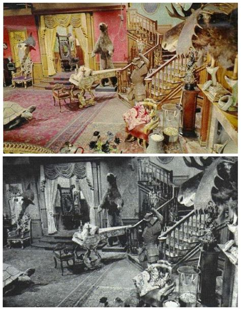 addams family home decor fun facts about tv homes things you never knew about tv