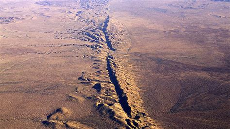 earthquake california no getting out of this major earthquake certain to