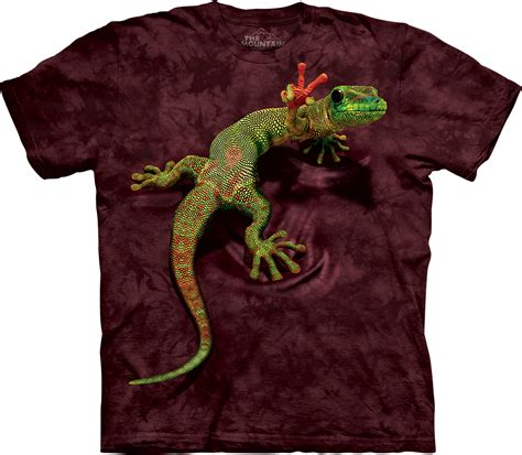 peace out gecko t shirt design fancy tshirts