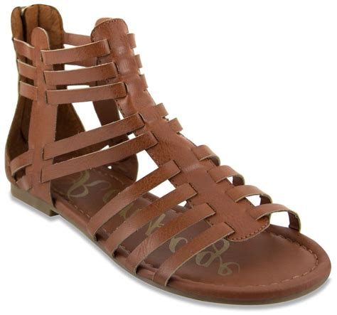 brown s sandals rage s new quot debbey quot cognac brown strappy