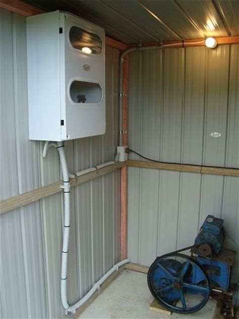 Shed Electrics by And Engineering Services Gallery