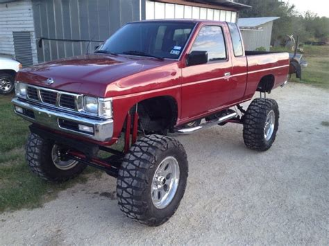 nissan trucks lifted lifted 1995 nissan truck lifted trucks