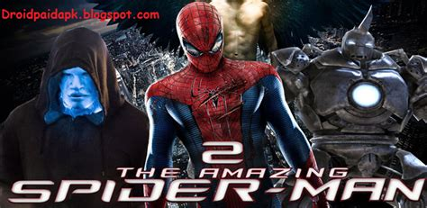 the amazing spider 2 apk paid applications and for android the amazing spider 2 apk data