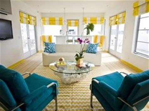 Teal And Yellow Living Room yellow teal living room brilliant home ideas