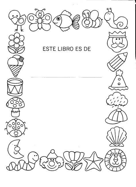 libro este cuaderno es para portadas para notas trabajos fichas recursos para el maestro