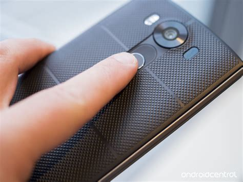 android fingerprint android fingerprint sensors ranked android central