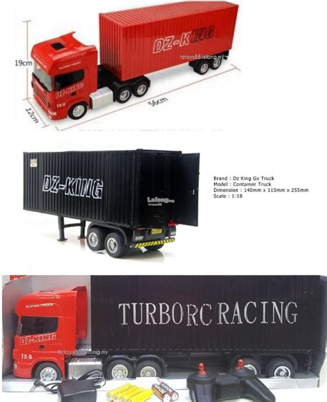 Harga Rc Truck Container Scania by Dz King Rc Truck 1 18 Remote End 8 27 2018 3 05 Pm