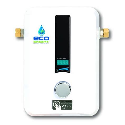 Which Is Better Gas Or Electric On Demand Water Heater - ecosmart eco 11 provides 2 gpm with 38 degree rise