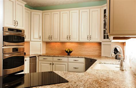 cabinet colors 2017 hot kitchen design trends for granite transformations