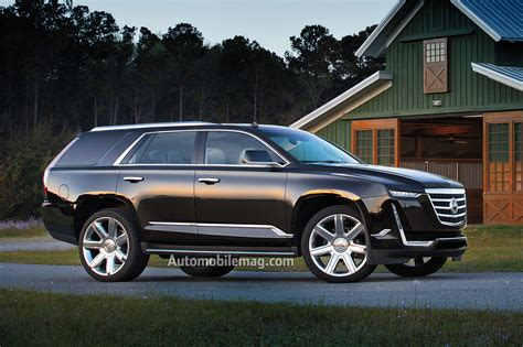 Cadillac New For 2020 by 2020 Cadillac Escalade Concept V Esv Rumors Redesign