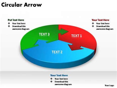 Powerpoint Backgrounds Editable Circular Arrow Ppt Slides Powerpoint Templates Powerpoint Circular Arrow