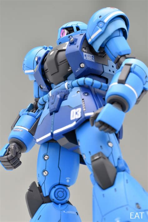 Bandai 1144 Hguc Hg Yms 03 Waff custom build hg 1 144 yms 03 waff ramba ral color