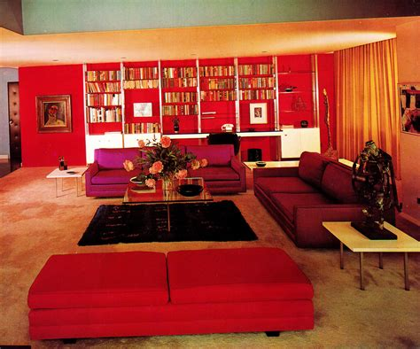decoration usa the glamorous 60s on design