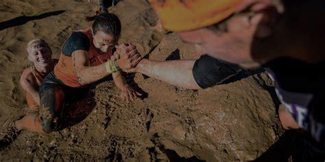 Is Tough tough mudder half tough mudder