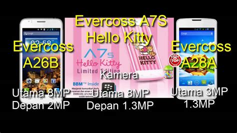 Tablet Evercoss A7s Hello Evercoss A7s Hello A26b Dan A28a Hp Android Harga Murah