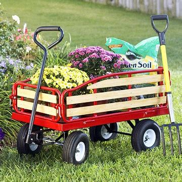 Garden Wagon Lowes by 1000 Images About Gardeny On Pallet Walkway