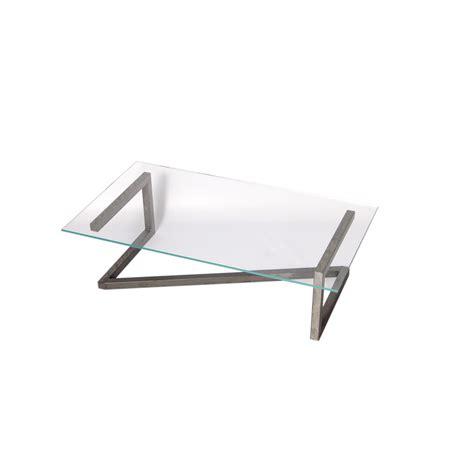 table basse verre metal design ezooq