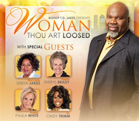 td jakes woman thou art loosed conference