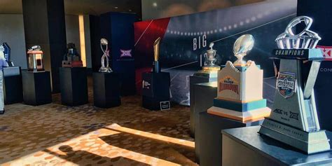 Trophy Room Okc by New Big 12 Football Commercial Unveiled During Media Days