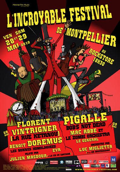 29 rue madeleine renaud montpellier l incroyable festival de montpellier