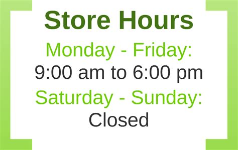 store hours png