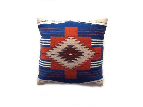 Zapotec Pillows by And Blue Southwestern Design Zapotec Pillow
