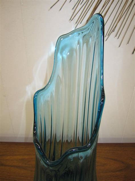 turquoise blue glass ls vases design ideas popular turquoise milk glass vase