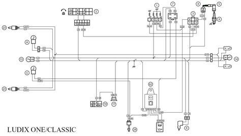identification cable faiseau electrique ludix   Scooter et mobylette   Forum Autocadre