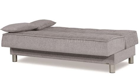smart living sofa bed prices smart fit sofa bed in silver tone fabric by casamode
