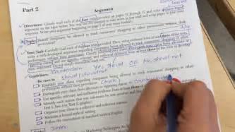 Watchmaker Argument Essay by Ela Cc Regents Part 2 Directions Explanation