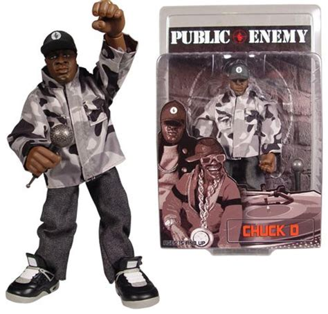 chuck d figure 16 coolest rapper figures and hip hop toys credit