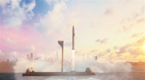 elon musk bfr elon musk says mars rocket could fly passengers anywhere