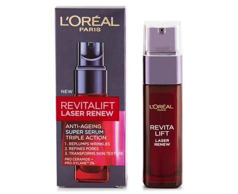 L Oreal Revitalift by L Or 233 Al Revitalift Laser Renew Anti Ageing Serum