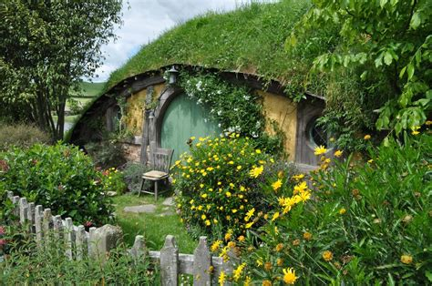 hobbiton wallpaper hd