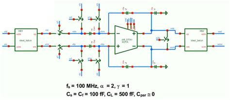 switched capacitor non ideal effects switched capacitor circuits analysis 28 images