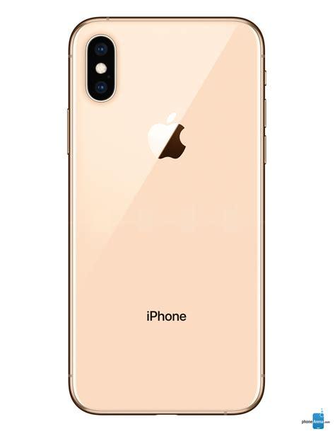 apple iphone xs full specs