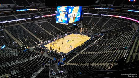pepsi center sections pepsi center section 354 denver nuggets rateyourseats com