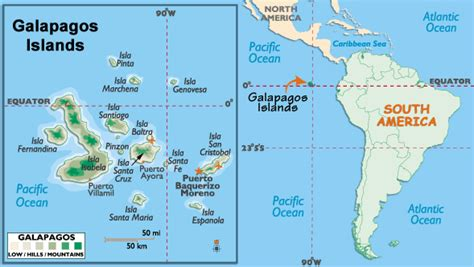 map of south america galapagos islands coral greefs threats in the galapagos islands coral