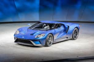 Ford Gt 2015 Everything We About The New Ford Gt Motor Trend