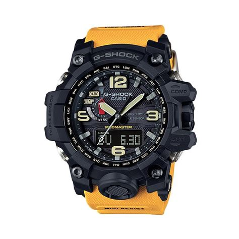 G Shock Gwg 1000 Black jual casio g shock gwg 1000 1a9 mudmaster jam tangan pria