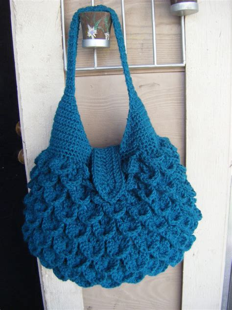 crochet tote bag pattern pinterest free crochet pouch pattern crocodile crochet bag pattern