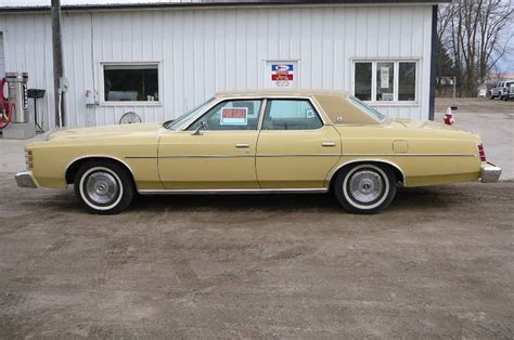1976 Ford Ltd by 1976 Ford Ltd 4 Door Collector Cars Vintage Gas