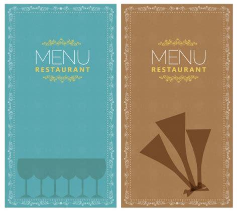 Speisekarten Design Vorlagen speisekarten vorlagen zum gestalten 187 saxoprint