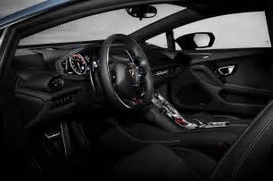 Interior Of A Lamborghini Lamborghini Huracan Avio Takes Inspiration From Italian