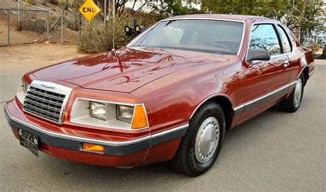 all car manuals free 1986 ford thunderbird electronic toll collection 1986 ford thunderbird brochures
