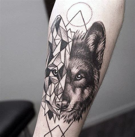 wolf tattoo forearm 40 wolf forearm designs for masculine ink ideas